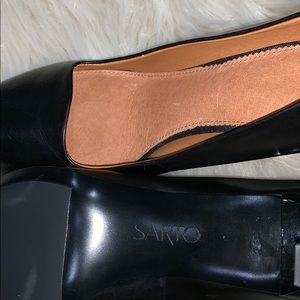 10 Franco Sarto Shaley Patent Pump